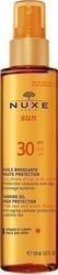 Nuxe Sun Tanning Oil for Face and Body SPF30 λάδι μαυρίσματος για πρόσωπο και σώμα 150ml