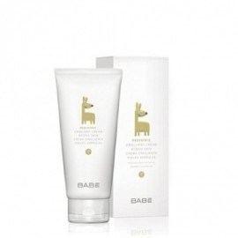 BABE Pediatric Emollient Cream, Παιδική Ενυδατική Κρέμα Για Ατοπική Επιδερμίδα, 200ml