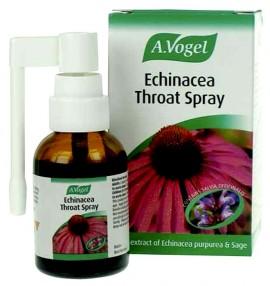 A.VOGEL Echinaforce Sore Throat Spray από Φρέσκια Echinacea Purpurea για την Αντιμετώπιση των Κρυολογημάτων, 30ml