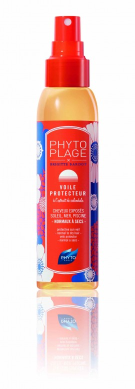PHYTO Phytoplage Voile Protecteur, Προστατευτικό Σπρέι που διατηρεί την λάμψη των μαλλιών, 125ml