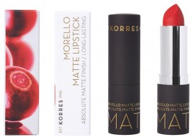 KORRES Morello Lipstick Matte NO53 Sweet Chili, 3.5gr