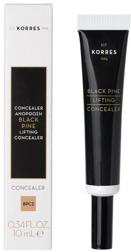 KORRES BLACK PINE LIFTING Concealer Μαύρη Πεύκη Απόχρωση BPC2, 10ml