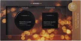 KORRES Promo The Copper Glow Set Eyeshadow Χάλκινη & Illuminating Setting Powder, 1.5gr & 9gr