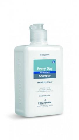 FREZYDERM Εveryday Shampoo, Σαμπουάν για καθημερινή χρήση, 200ml