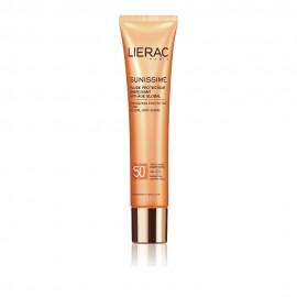 LIERAC Sunissime Fluide Protecteur Energisant Anti-Age Global SPF50, Αντηλιακή/Αντιγηραντική Προσώπου, 40ml