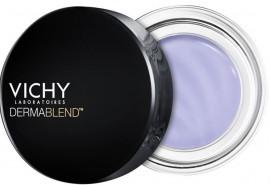 VICHY Dermablend Color Corrector - Purple Μωβ Concealer Μέτριας Έντασης έως Σοβαρές Δυσχρωμίες, 4.5gr