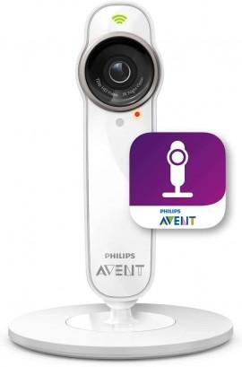 AVENT PHILIPS  Συσκευή ενδοεπικοινωνίας βίντεο uGrow Smart με SafeConnect Technology: πολλαπλοί χρήστες, νυχτερινή όραση με υπέρυθρες, μέτρηση θερμοκρ …