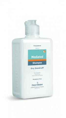 FREZYDERM Mediated Shampoo, Σαμπουάν για την ξηρή πιτυρίδα, 200ml