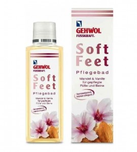 GEHWOL FUSSKRAFT Soft Feet Nourishing Bath  (200ml), Θρεπτικό ποδόλουτρο, code 1112620