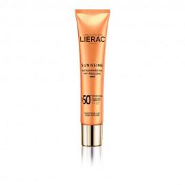 LIERAC Sunissime BB Dore Fluide Protecteur Anti-Age Global SPF50+, 40ml