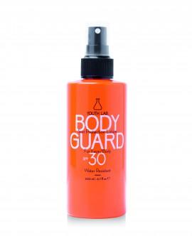 YOUTH LAB Body Guard Spf 30 Water Resistant (Face & Body) Αντιηλιακό Σπρέυ Προσώπου και Σώματος Ανθεκτικό στο νερό Για όλους τους τύπους Δέρματος Spf …
