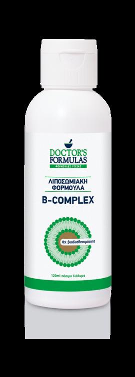 Doctors Formulas B Complex 120ml