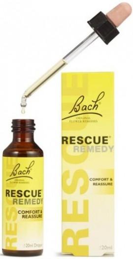 POWER HEALTH Bach Rescue Remedy Ανθοΐαμα σε Σταγόνες για τη Διαχείριση του Άγχους, 10ml
