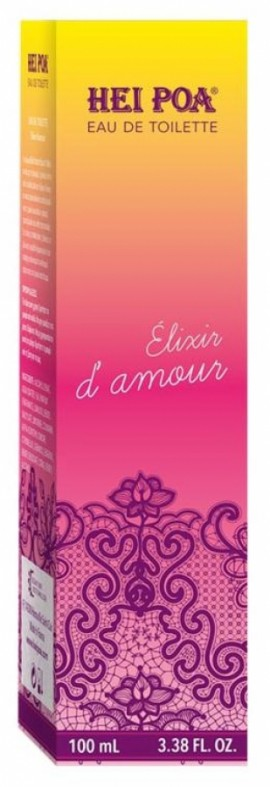 HEI POA Eau De Toilette Elixir D Amour (Umuhei) 100ml