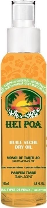 HEI POA Dry Oil Ξηρό Λάδι Πολλαπλών Χρήσεων 100ml