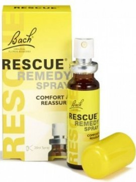 POWER HEALTH Bach Rescue Remedy Ανθοΐαμα σε Spary για τη Διαχείριση του Άγχους, 20ml
