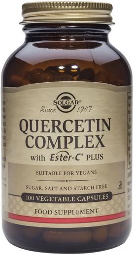 SOLGAR Quercetin Complex, 100Veg.Caps