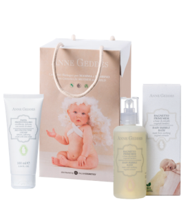 Anne Geddes Promo Pack Mother and Child. Baby Bubble Bath 250ml, Bio Protective cream 100ml
