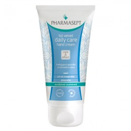 PHARMASEPT Tol Velvet Daily Care Hand Cream, Κρέμα χεριών καθημερινής χρήσης με ενυδατικά και θρεπτικά συστατικά, 75ML