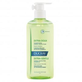 DUCRAY, Extra-Doux Shampoo , Απαλό σαμπουάν για συχνή χρήση, 400 ml