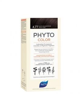 PHYTO Phytocolor 4.77 Καστανό Έντονο Μαρόν