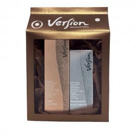 VERSION Promo Age-Control Face Cream 50ml & Hyaluronic Acid Serum 30ml