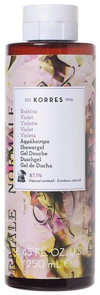 KORRES Αφρόλουτρο με Βιολέτα, 250ml