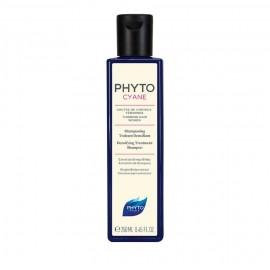 PHYTO Phytocyane Shampoo, Δυναμωτικό Σαμπουάν κατά της Τριχόπτωσης, 250ml