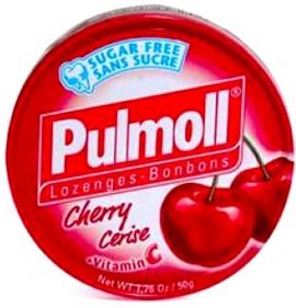PULMOLL Χωρίς Ζάχαρη με Αγριοκέρασο, 45gr