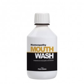 FREZYDERM Homeopathy Mouthwash, Στοματικό Διάλυμα Κατάλληλο για Ομοιοπαθητική, 250ml