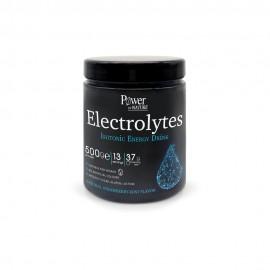 POWER OF NATURE Electrolytes Isotonic Energy Drink, Συμπλήρωμα Διατροφής Με Ηλεκτρολύτες & Βιταμίνες Για Αθλητές, 500g