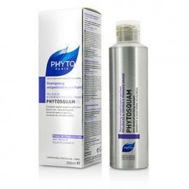 PHYTO Phytosquam Shampoo Purifiant, Αντιπιτυριδικό εξυγιαντικό σαμπουάν για μαλλιά με τάση λιπαρότητας. Εξαλείφει την πιτυρίδα με αποτέλεσμα που διαρκεί, ενώ εξασφαλίζει ενυδάτωση & λάμψη στα μαλλιά, 200ml