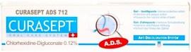 CURASEPT ADS® 712: Οδοντόκρεμα με 0,12% χλωρεξιδίνη, 75 ml
