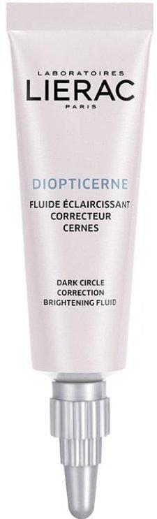 LIERAC Diopticerne Fluide Λεπτόρρευστη Κρέμα Φωτεινότητας για διόρθωση των Μαύρων Κύκλων, 15ml