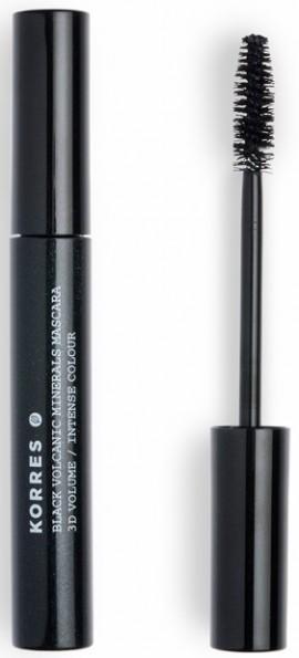 KORRES Black Volcanic Minerals Mascara NO02 Brown, 4ml