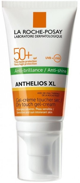 LA ROCHE-POSAY Anthelios Dry Touch SPF50+ Πολύ Υψηλή Προστασία, 50ml