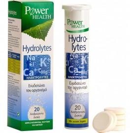 POWER HEALTH Hydrolytes Ηλεκτρολύτες για Ενυδάτωση του Οργανισμού, 20 Αναβρ.Δισκία