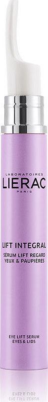 LIERAC Lift Integral Eye Lift Serum Αντιγηραντικός Ορός για αποτέλεσμα Λίφτινγκ για μάτια και βλέφαρα, 15ml